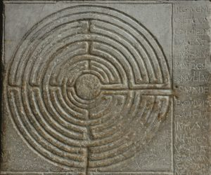 Lucca labyrinth