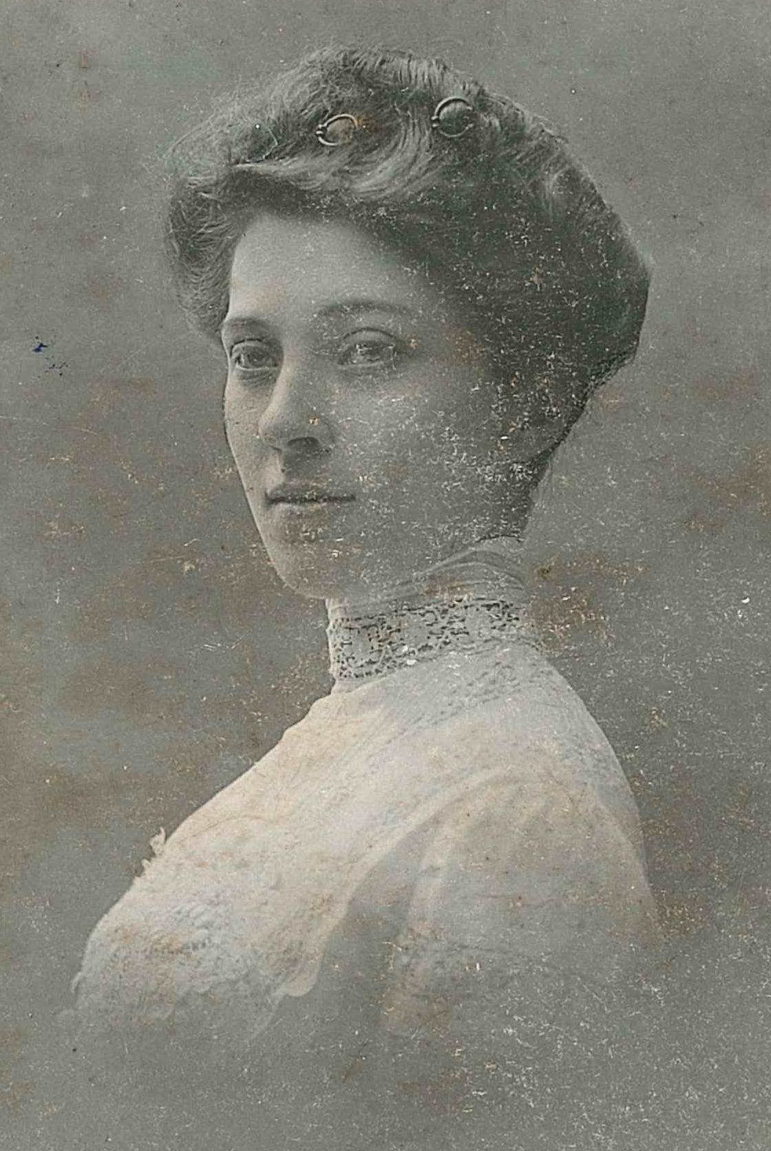 Ludwika z Kazimierskich Strawińska (1882-1961)