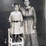 Marianna Chmielewska (1891-1990), Helena Chmielewska married Siwek (1912-1978)