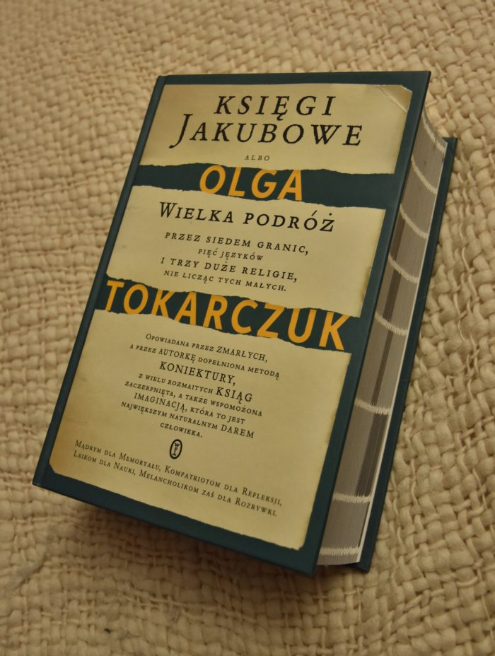 Księgi Jakubowe by Olga Tokarczuk