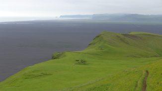 Hjörleifshöfði :: the last farm site